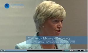 Elizabeth Moon On Coaching
