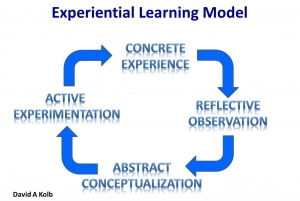 Experiential Learning  - An Important part of our training approach